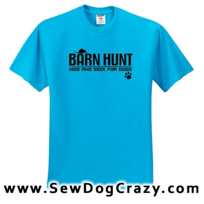 Cool Barn Hunt Tshirts