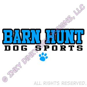 Barn Hunt Apparel