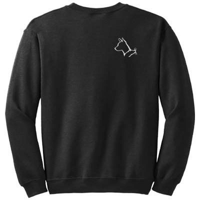 Earthdog Basenji Sweatshirt