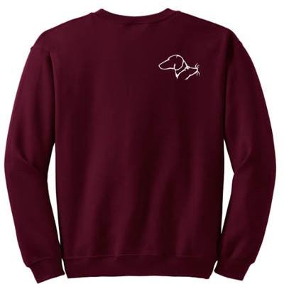 Dachshund Earthdog Sweatshirt