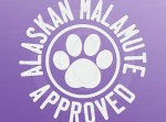 Alaskan malamute Approved Decal
