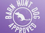 Barn Hunt Dog Decal