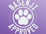 Basenji Approved Decal