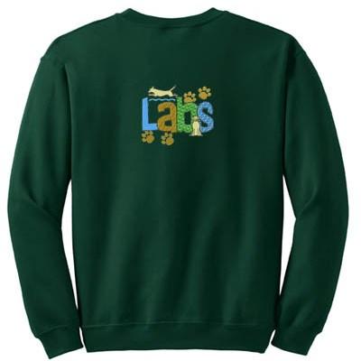 Cute Lab Sweatshirt