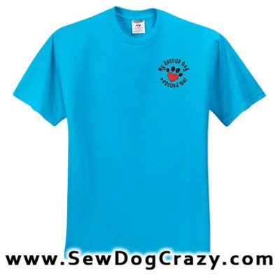 Rescue Dog Tshirt