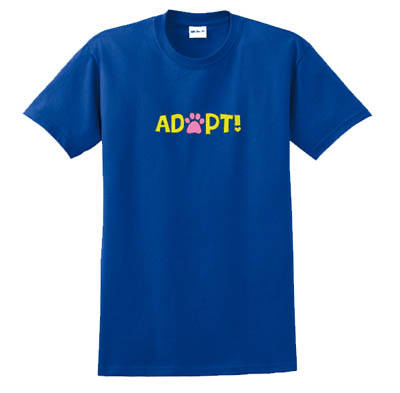 Pet Adoption T-Shirt