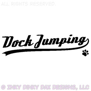 Baseball Dock Jumping Apparel