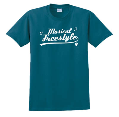 Musical Freestyle T-Shirt