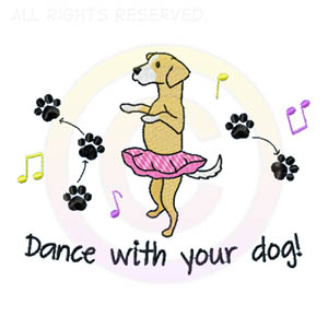 Canine Musical Freestyle Gifts