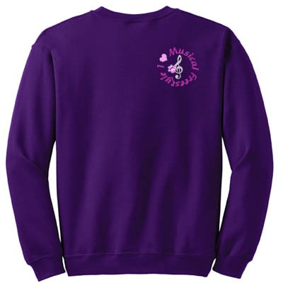 Canine Musical Freestyle Sweatshirt