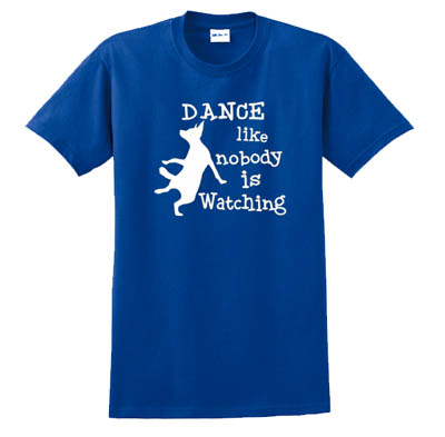 Dog Dancing T-shirt