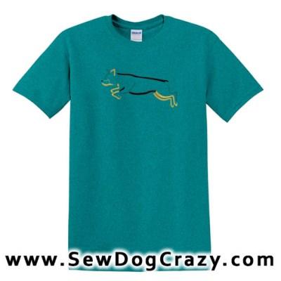 Rottweiler Dog Sports TShirt