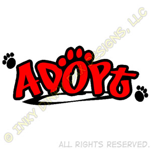 Pet Adoption Shirts