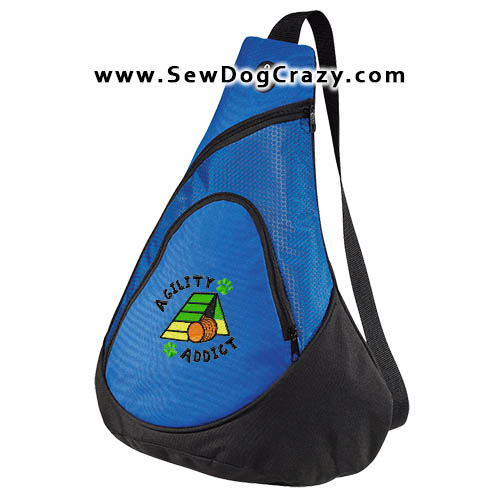 A-Frame Agility Addict Bag