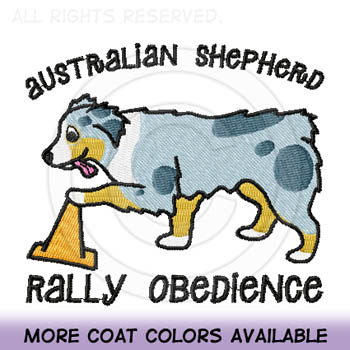 Merle Aussie Rally-O Gifts