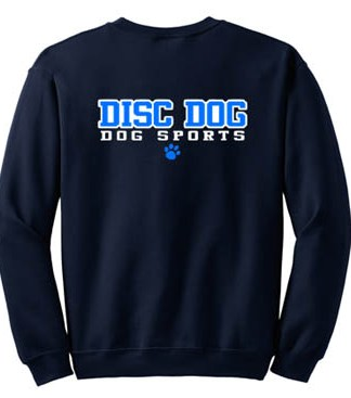 Disc Dog Sweatshirt