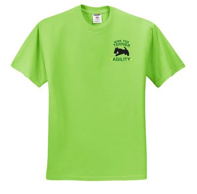 Wire Fox Terrier Agility T-Shirt