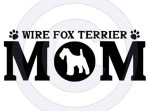 Wire Fox Terrier Mom Sweatshirt