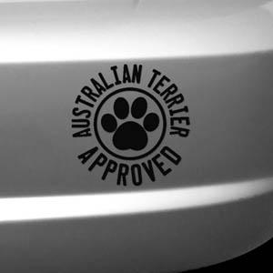 Australian Terrier Decals