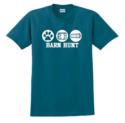 Barn Hunt TShirt