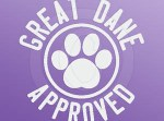 Great Dane Approved Decals