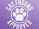 Greyhound Approved Decals