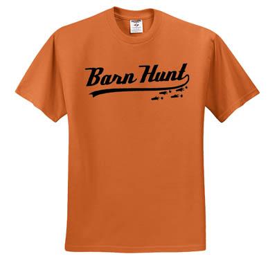 Barn Hunt T-Shirt