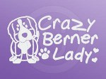 Crazy Berner Lady Decal