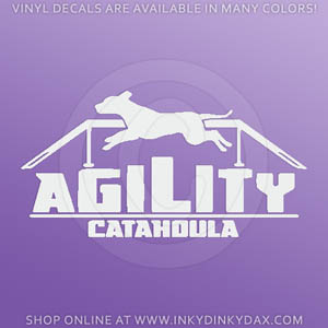 Catahoula Agility Gifts