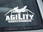 Agility Kooiker Decals