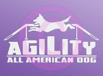 Mixed Breed Agility Sticker