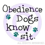 Obedience dog apparel