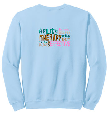 Embroidered Agility Sweatshirt