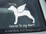 Angel Catahoula Decal