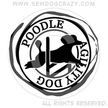 Poodle Agility Shirts