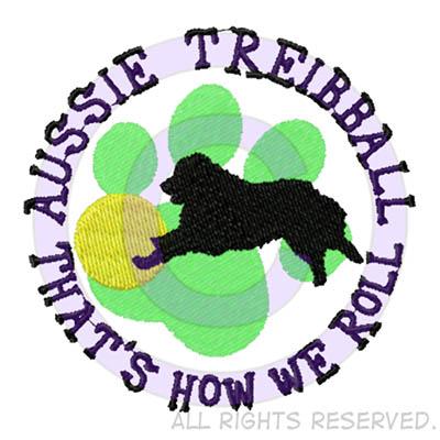Aussie Treibball Shirts