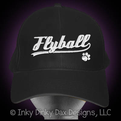 Embroidered Flyball Hat