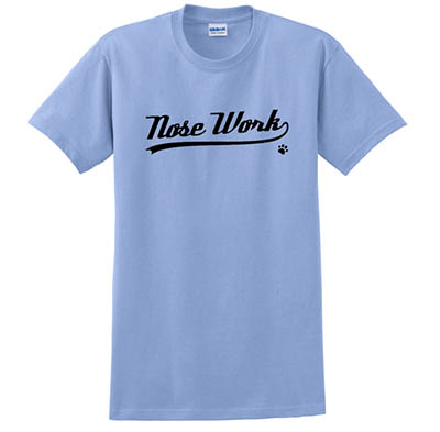 Nose Work TShirt