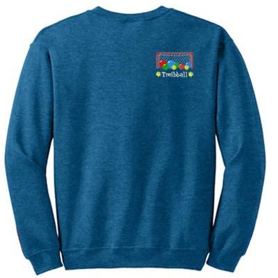 Embroidered Treibball Sweatshirt