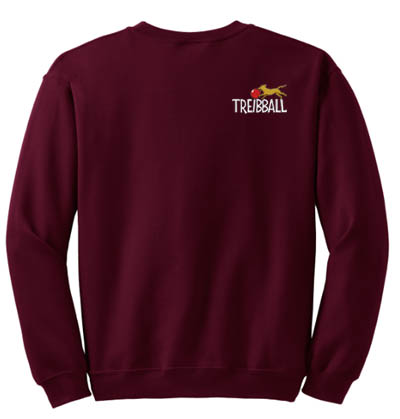 Cartoon Treibball Sweatshirt