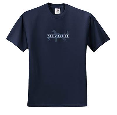 Embroidered Vizsla TShirt