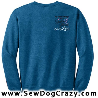 Pretty Swedish Vallhund Sweatshirts