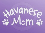 Havanese Mom Car Window Decal