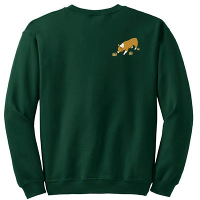 Corgi Nose Work Sweatshirt