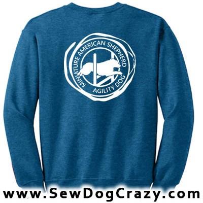 Mini Aussie Agility Sweatshirt