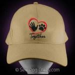 Embroidered Dog Lover Hat