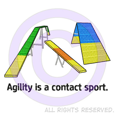 Unique Agility Shirts