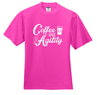 Coffee and Agility T-Shirt