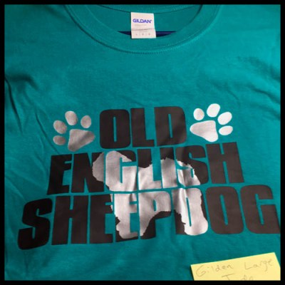 Old English Sheepdog Shirts