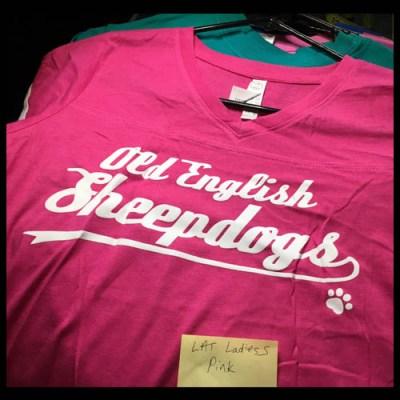 Old English Sheepdog Shirt